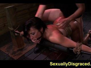 Big Tits Bound
