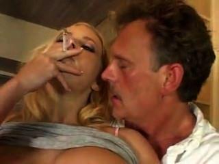 Smoking Fetish Alicia Rhodes