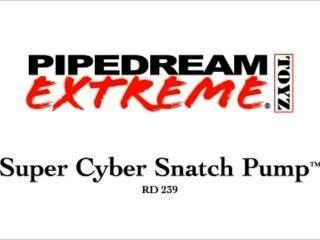 Super Cyber Snatch Pussy Masturbator