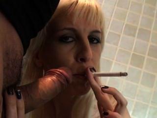 Alexa Wild Smoking