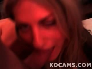 Nasty Amateur Blonde Fucks And Blowing