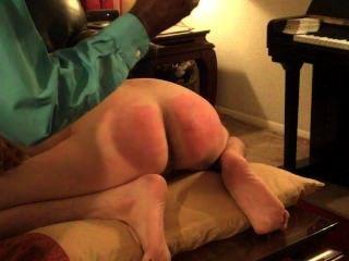 Sweet Pretty Boy Getting His Spanking!