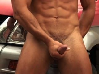 Huge Cocks - Buck Santiago / Car Wash