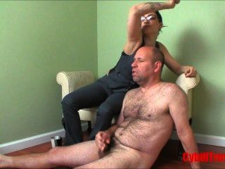 Filthy Foot Humiliation
