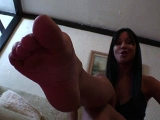 Lolly Badcock Sexy Feet
