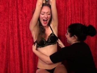 Tickleintensive - Ticklish Fashion Model