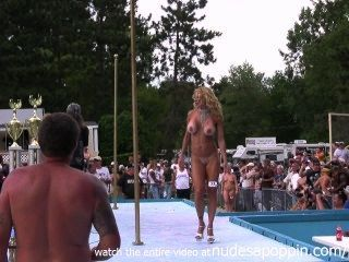 Nude Pageant