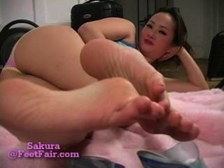 Sexy Asian Soles!!