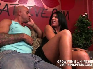Big Tits Kendra Take Cock On Her Pink Pussy