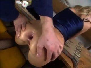 Сумасшедший анальный секс.