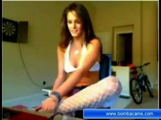 Teen Miruna Exciting From Bombacams.com