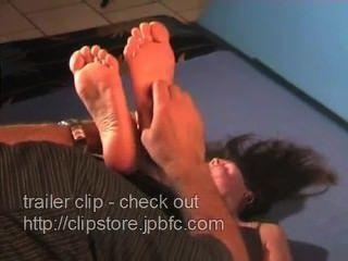 Poison Tickling Feet