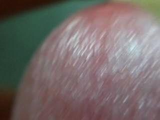 Pre-cum Close-up