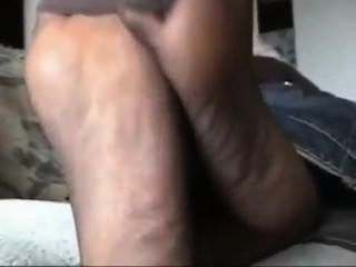 Ebony Stocking Soles 1