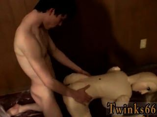 Gay Cock A Doll To Piss All Over