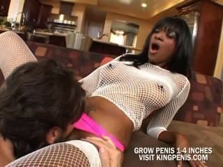 Round Ass Ebony Want Bigcock To Fuck