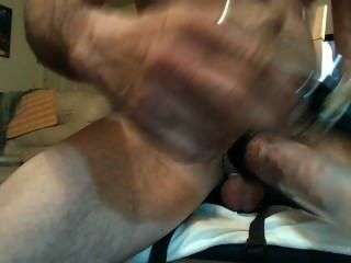Penis Plug & Xxlg Butt Plug