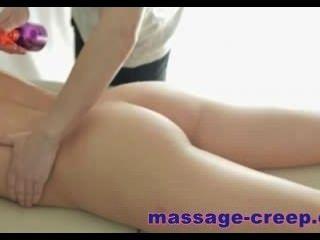Massage-creep - A Special Erotic Massage