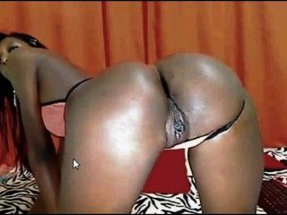 Ebony Colombiana Ass