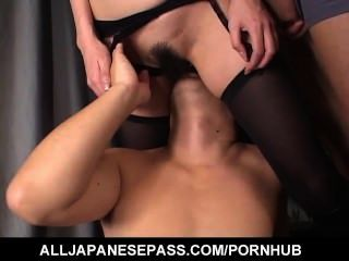 Timoe Hinatsu Posing Her Nude Forms On Cam