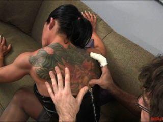 Titan Muscle Worship