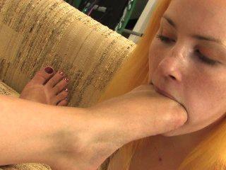 Claires Foot Slave 2