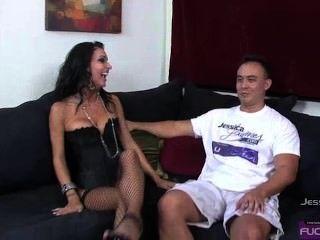 Jessica Fucks A Fan