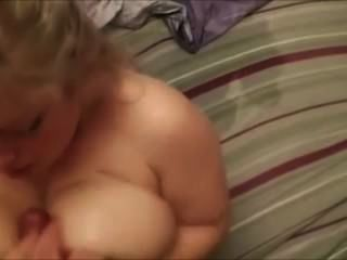 Milf Loves Cum Big Facial Big Tits