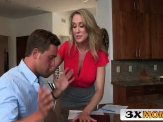 Big Tit Blonde Mom Teaches Her Teen Daughter To Bang - 3xmom.com