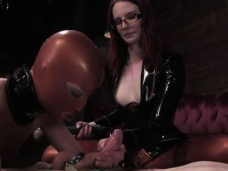 Mistress With Slaves In Training
