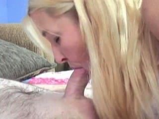 Blonde Milf In Heat