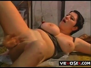 Good Cougar With Big Massive Tits Takes It Hard