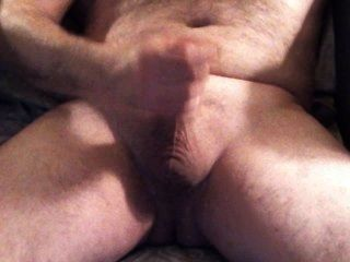 I Love Stroking My Hard Cock 1 Of 4