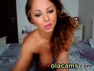 Sexy Readhead Milf Show Natural Big-tits