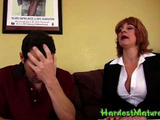 Tom Gets Lucky With Chubby Milf