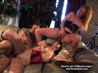 She Choke And Fuck By Huge Cock