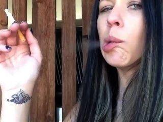 Ava Grey Smoking 4