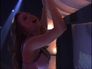 Sensual Lesbian Hotties Fucking On Stage