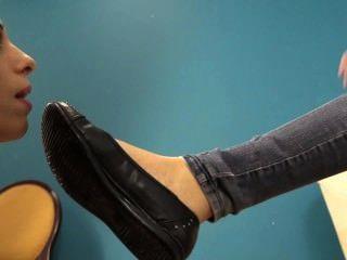 Miss Tiffany Shoe Worship