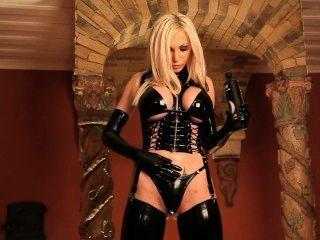 Susan Wayland Rubbery Femme Fatale Video 1