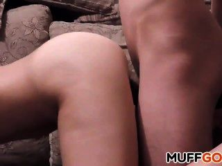 Sexy Babe Gets Doggystyled