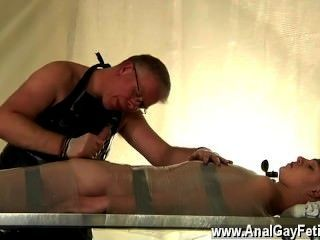 Hot Gay Scene The Spunk Thief Is About To Be Trained A Lesson By The