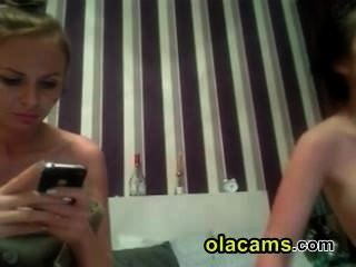 Hot Teen College On Webcam