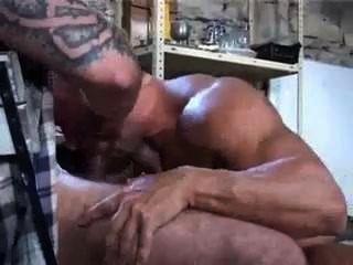 Tattoo Workman Fuck