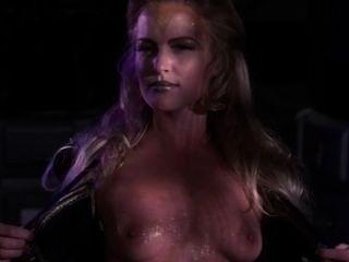 Rebekah Carlton Tits - Leprechaun 4