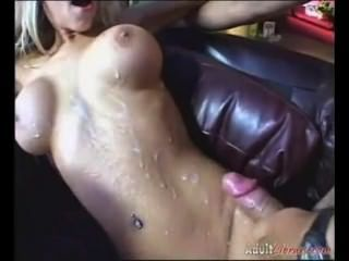 20 Seconds Of Cum On Hot Blond
