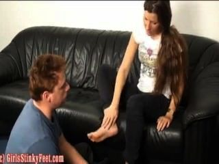 Stinky Feet Worship