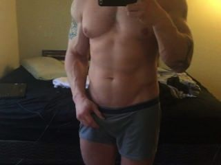 Hot Muscle Sexy