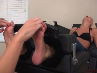 Dacy Feet Tickle
