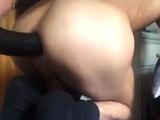 Twink Slut Loves Big Black Cock